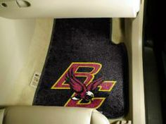NCAA - Car Mats 2 Piece Front - Boston College.  Buy it @ ReadyGolf.com