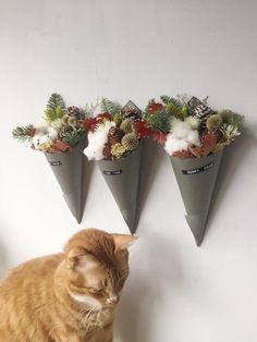 耶誕夢境 聖誕乾燥小花束 (單束販售)
