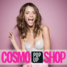 Cosmo Pop-up-Shop