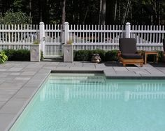 Poos...this is the color and clarity I want for my pool water = LOVE!