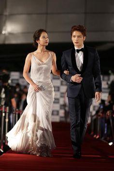 Song Jihyo + Jaejoong = Most Glamorous Couple <3 :D