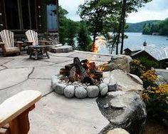 traditional muskoka cottages - Google Search