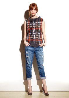 Fall 2014 Women  57-8843 Autumn, Fall, Cashmere, Blouse, Shopping, Tops, Women, Fashion, Fall Winter