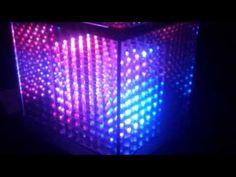 Best Infinite RGB LED Cube