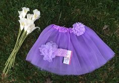 A personal favorite from my Etsy shop https://www.etsy.com/listing/234102241/super-cute-tutu-headband-set