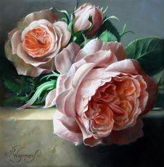 Я на картине видела цветы... Художник Pieter Wagemans. . Обсуждение на LiveInternet - Российский Сервис Онлайн-Дневников