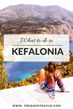 what to do in kefalonia