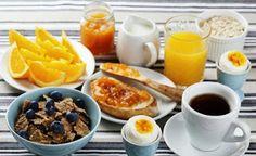 Dicas de Saúde - Café da manhã fornece energia e favorece o emagrecimento - Aliados da Saúde