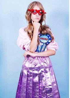 """johnearnshaw: """" Ballad Of Magazine / John Earnshaw skirt """" Sophie's World, Grunge, Prom Queens, Metallic Skirt, Metal Girl, Ootd, Elle Fanning, Role Models, Girl Power"""
