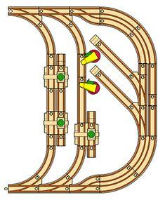 BRIO Wooden Railway Guide