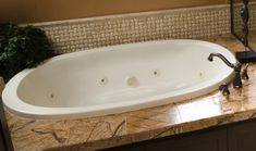 Splash Galleries Hydro Systems Galaxie Tub Drop-In or Undermount Bathtub in Soaking, Whirlpool, Air Tub, or Combo. Raleigh, NC Kitchen & Bath Showroom 919-719-3333.
