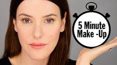 My 5 Minute Makeup Look http://www.lisaeldridge.com/video/27103/my-5-minute-makeup-look/#.VkSQR7fNzIU