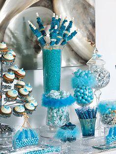Candy Buffet Ideas - Wedding Candy Buffets   Wedding Planning, Ideas & Etiquette   Bridal Guide Magazine