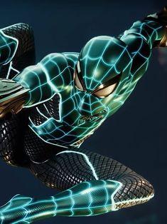 Spider-Man Fear Itself Wallpaper Animé, Superman Wallpaper, Avengers Wallpaper, Spiderman Poster, Spiderman Art, Amazing Spiderman, Marvel Comics, Marvel Art, Marvel Heroes