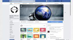 Être vu et en 1er sur #facebook  #socialmedia #webmarketing