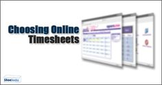 Online timesheets have become an important tool for any small business. In as much as employees need to be compensated appropriately for a day's work, businesses also have to be careful not to overpay or underpay. So, here are tips on how to choose the best online timesheets solutions for your business