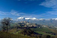 Camerino, landscape