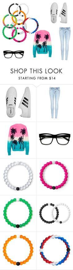 """""""Macie Aili - Everyday young [new beginnings]"""" by sweet-gamer457 on Polyvore featuring adidas, J Brand, The Elder Statesman, ZeroUV and Lokai"""