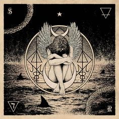 Glyn Smith, also known under his brand-name Stag & Serpent, is a self-taught illustrator, designer and printmaker from Belfast, Ireland. Folklore, Arte Obscura, Occult Art, Mystique, Wow Art, Book Of Shadows, Dark Art, Witchcraft, Wiccan