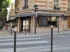 Le Cafe qui parle - 24 rue Caulaincourt, 18ème