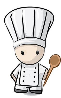 Free Chef Clipart Chef Hat With Spoon And Fork Stock