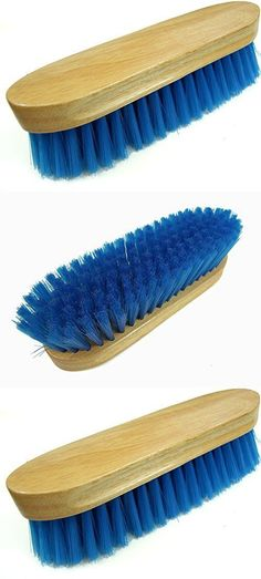 Grooming Brushes 183399: Intrepid Bedford Horse Brush Blue Sports And Fitness Features, New -> BUY IT NOW ONLY: $115 on eBay!