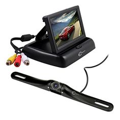 Esky EC170-20 Automobile Back Sight System, HD Shade 170 Level Browsing Angle Universal Waterproof Certificate Plate Front/ Back Sight Cam and also Ride Data backup 4.3 Inch TFT LCD Screen Display - http://onlinebusiness-rc.com/carstereo/esky-ec170-20-car-rear-view-system-hd-color-170-degree-viewing-angle-universal-waterproof-license-plate-front-rear-view-camera-and-vehicle-backup-4-3-inch-tft-lcd-monitor-screen/