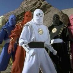 Ninja style!! JDF #MMPR