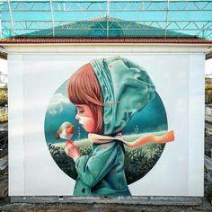 """""""making friends"""" by Linus Lundin in Edsbyn, Sweden"""