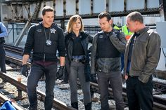 D 'A Dead Kid A Notebook and a Lot of Maybes' Episode 307 Pictured Jesse Lee Soffer as Jay Halstead Jon Seda as Antonio Dawson Sophia Bush as Erin...