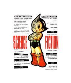 Astro Boy Science Fiction T Shirt