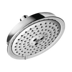 Hansgrohe 04721 Raindance Classic 2 GPM Multi Function Shower Head with Quick Cl (Polished Nickel)
