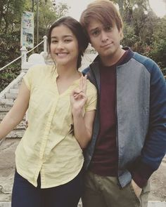 Hanggang ngayon di pa din maka get over pero symprr excited na for Dolce Amore Enrique Gil, Liza Soberano, Waiting For Her, Beautiful Couple, Filipino, American Actress, Relationship Goals, My Idol, Actresses