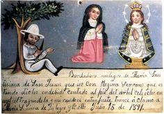 Exvoto de la Virgen de San Juan 80