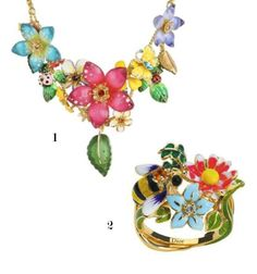 christian dior jewellery - Google Search