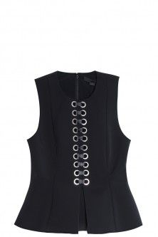 peplum top by ALEXANDER WANG. Available in-store and on Boutique1.com