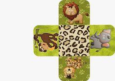 Fazendo a Propria Festa: KIT DE PERSONALIZADOS TEMA SAFARI Jungle Theme Birthday, Jungle Party, Safari Party, Birthday Party Themes, Minnie Safari, Safari Cakes, Party Background, Animal Party, Party Printables