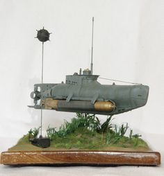 type XIII Seehund 1/72 Verlinden
