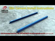 1 Instructions To Construct Your Cement Silo For Onsite Storage   YouTube 1