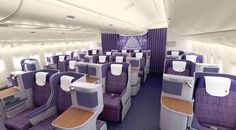 Thai Airways Boeing 777 business class is one of the better ones I have had the opportunity to experience. The flight took us from Brisbane to Bangkok . Boarding the airplane meets you with a purple contrast that would be one of the last colours you expect but at the...
