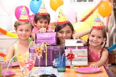 Kindergeburtstag stressfrei organisiert! :)