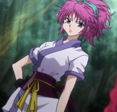 Machi ~Hunter X Hunter Hunter, Anime People, Hunter Anime, Hunter X Hunter, Anime, Anime Characters, Manga, Female Characters, Hisoka