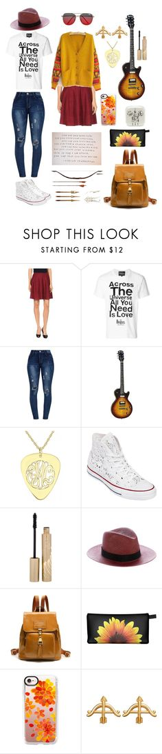 """Daughter of Apollo"" by sockmuffin ❤ liked on Polyvore featuring Alexander McQueen, Comme des Garçons, Alison & Ivy, Hot Topic, Converse, Stila, rag & bone, Casetify, Astley Clarke and Quay"