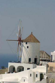 Windmill Greece, kreta