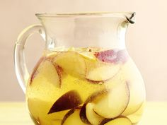 White Sangria recipe from Food Network Kitchen via Food Network