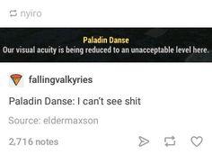 Paladin Danse
