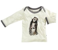 Janey Baby Organic T-Shirt | A Mighty Girl