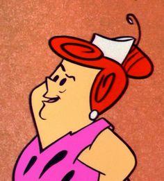 Wilma's mom / Pearl Slaghoople/ The Flintstones / Hanna Barbera Good Cartoons, Best Cartoons Ever, Old School Cartoons, William Hanna, Classic Cartoon Characters, Classic Cartoons, Hanna Barbera, Cartoon Photo, Cartoon Art