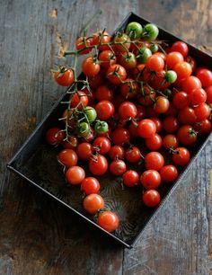 "thevegetablemarket: "" (via cherry tomatoes | Raw ""Vegan"" Food) """