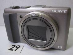 CD67EB ソニー SONY Cybershot DSC-HX50V ジャンク_画像1